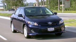 2011 Toyota Corolla Review - Kelley Blue Book