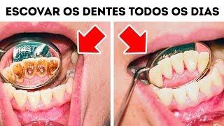 10 Erros Que Você Comete Ao Cuidar Dos Dentes