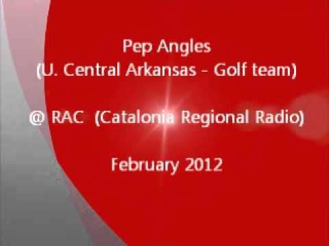 Pep Angles @ RAC Radio (Catalan)