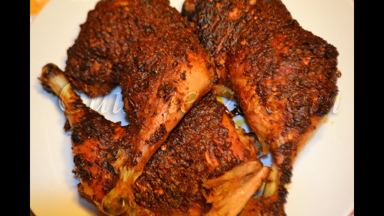 Piri piri chicken cuisine africaine mozambique youtube for Cuisine africaine