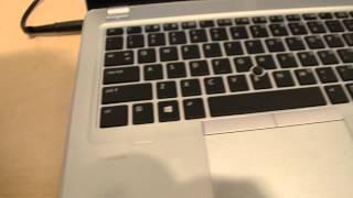 نظره سريعه على حاسب HP EliteBook Folio