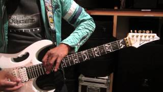 Download Ibanez Jem 7vWH (love this Guitar) MP3 song and Music Video