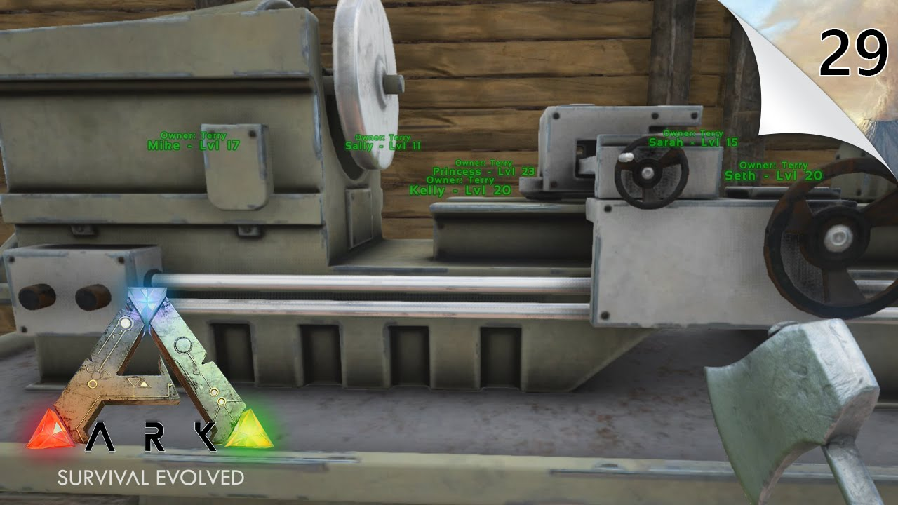Ark survival evolved 029 fabricator youtube malvernweather Choice Image