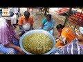 Amazing Cooking Spicy Aloo Fry Recipe Prepared 500 People Hindu Function | Street Food Catalog