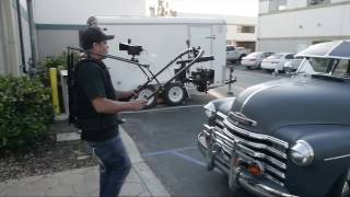 "CineMilled PRO Ring ""Jib Mode"" detailed Behind the scenes look"