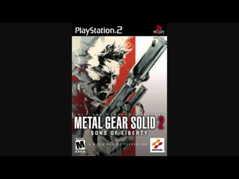 Metal Gear Solid 2 Game Over (Snake - Music only)