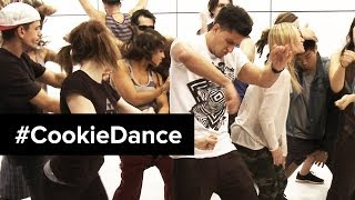 PrankvsPrank demands DO THE COOKIE DANCE on D-Trix Presents Dance Showdown 3