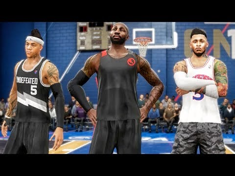 DUNKING ON WHOLE TEAM IN 3V3 DEBUT! NBA Live 18 Live Run Gameplay Ep. 4