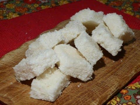 Cocada branca - Receita