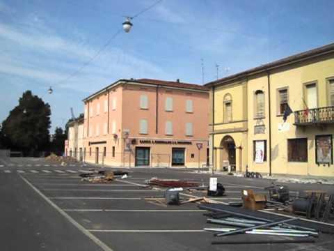 Novi Di Modena Una Tra Le Zone Piu Colpite Dal Terremoto In