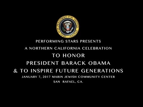 Performing Stars presents - Thank You President Obama