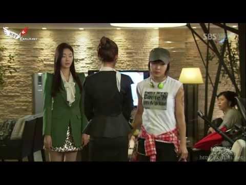 Phim Hàn Quốc Khu vườn bí mật - tập 1