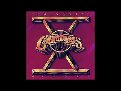 Commodores - Heroes  /1980 LP Album/