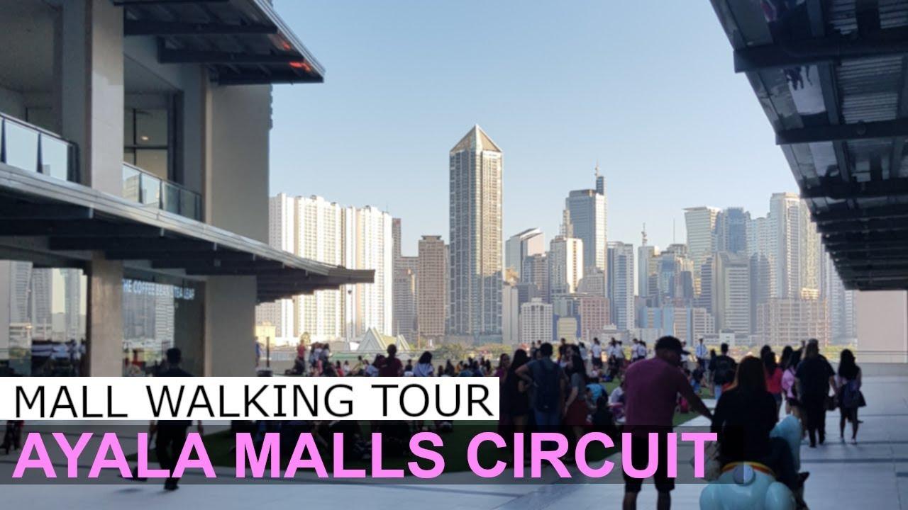 fccedee8f374 Ayala Malls Circuit Makati Philippines - YouTube