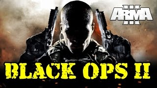 [ Arma 3 ] Black Ops II - Coop 24 Players [1080p Max Settings] PC Game Play