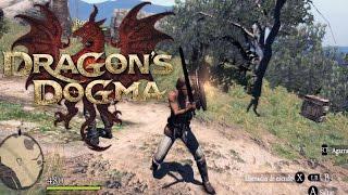 DRAGON`S DOGMA: DARK ARISEN #2 | GAMEPLAY ESPAÑOL PC - DIRECTO