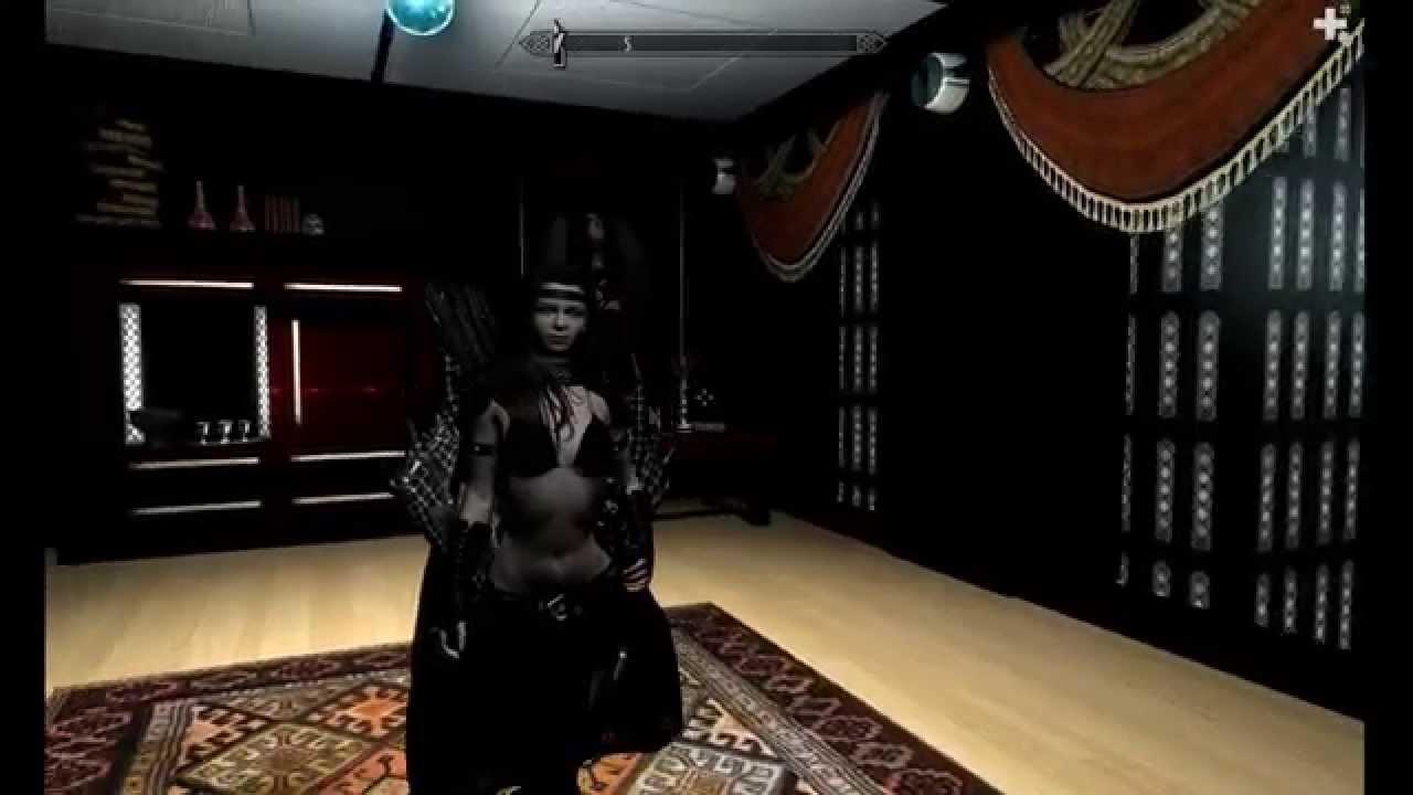 Skyrim Mod Modern Vampire House YouTube