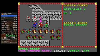 AD&D's Pool of Radiance Speedrun in 1:32:21