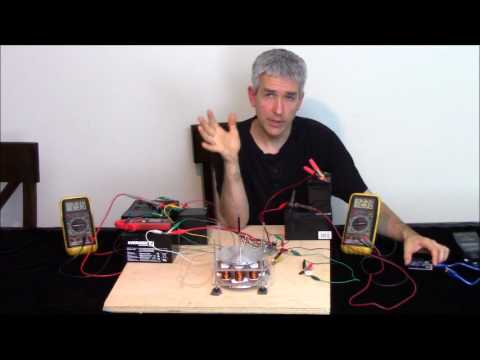 Selfish Circuits or Loving Paths Part 4  Third Stage Process Example