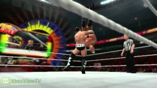 WWE 13   Live Gameplay-Trailer   2012   HD