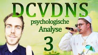 🔫 DCVDNS • Psychologische Analyse: Beleidigung? Regelverstösse, Ansagen #DCVDNS #Deutschrap