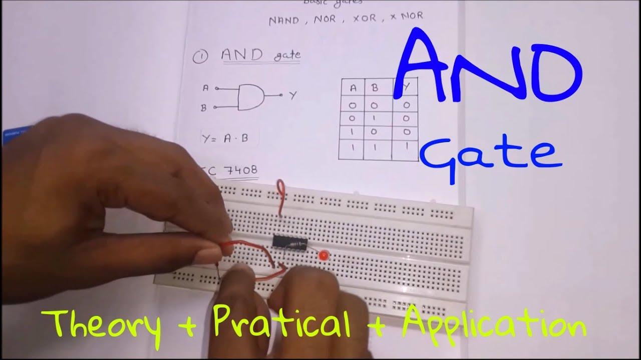 Gates And Logic Diagrams