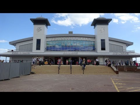 Felixstowe Pier Transformation (construction video)