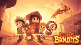 Little Bandits- By Kongregate -Compatible with iPhone, iPad, and iPod touch.