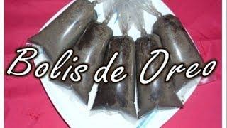 Bolis de Oreo