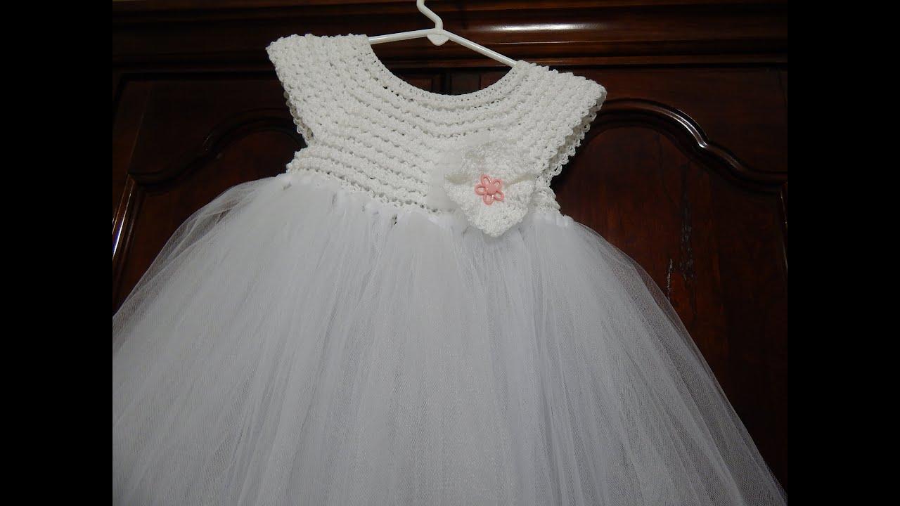Vestido Princesa 6 a 7 años - YouTube