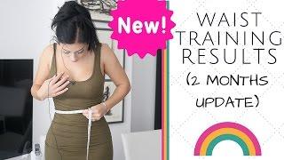 Waist Training Results 2 Months Update