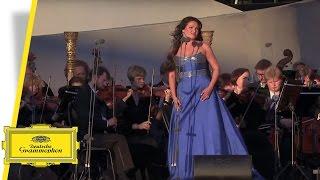 Anna Netrebko - Verdi: Trovatore - Tracea la notte placida (Live from Red Square Concert / 2013)