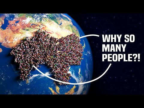 Why No One Knows How Many People Live in India and China