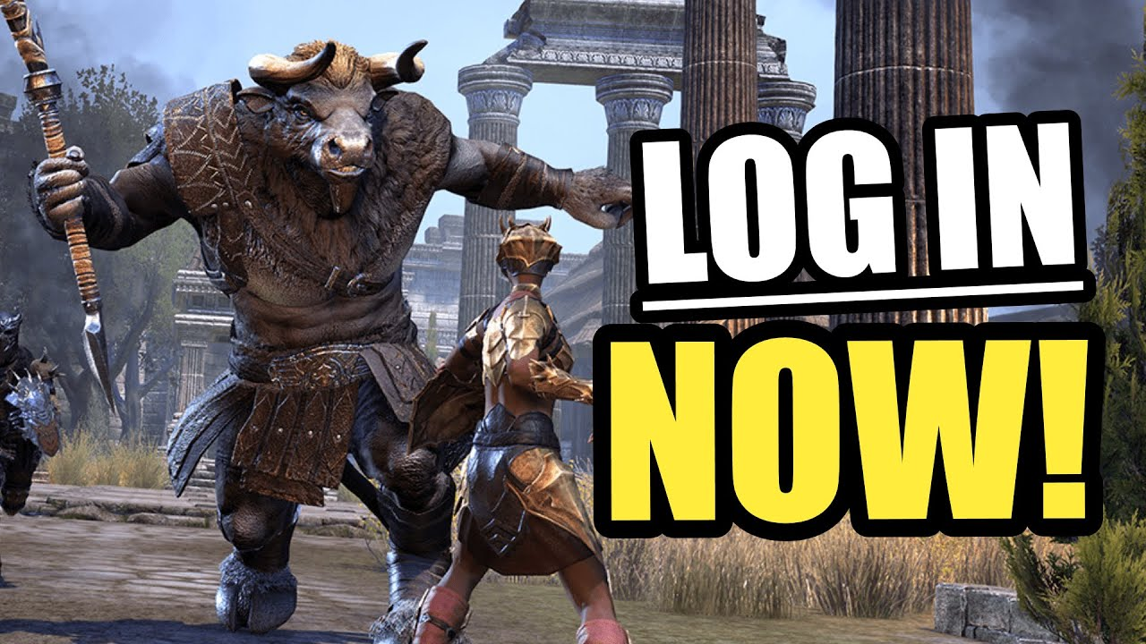 DOUBLE EVERYTHING! Log In NOW! ESO Explorer Celebration Event Info