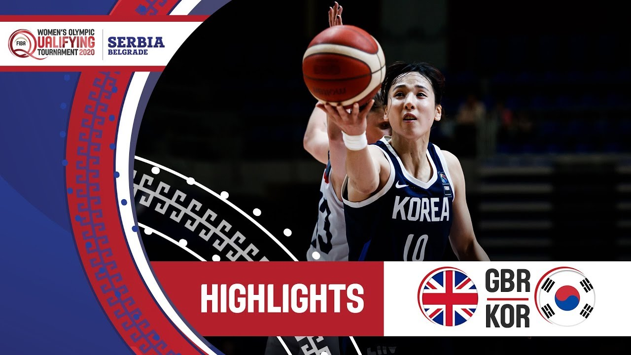 Great Britain v Korea - Highlights