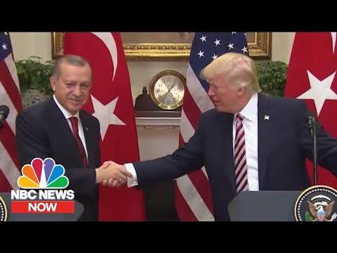 Backstory: Turkey President