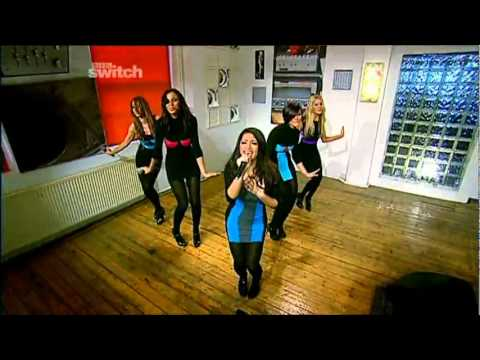The Saturdays - Just Can´t Get Enough (BBC Switch Sound 2009)