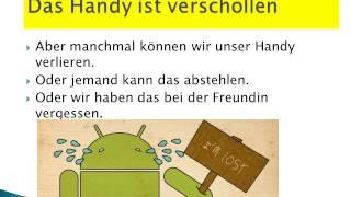 Wie kann man Handy orten?