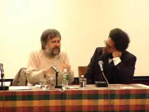 Slavoj Zizek - Talk At Princeton With Cornel West