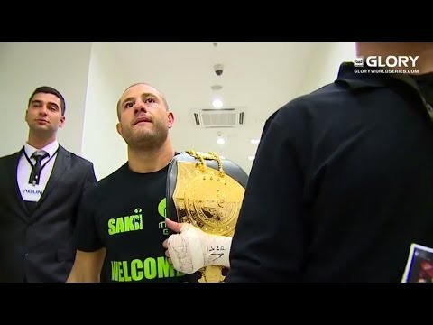 This was GLORY 15 - Behind the Scenes in Istanbul