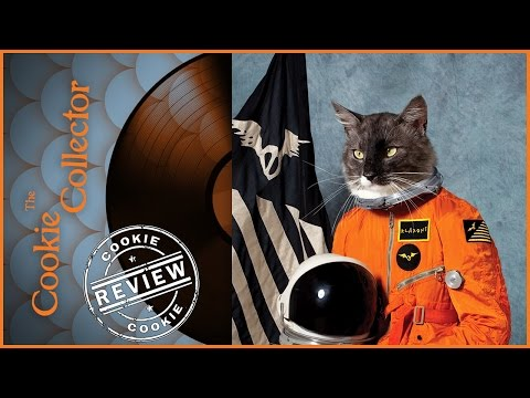 The Cookie Collector - Surfing The Void ALBUM REVIEW (Klaxons, 2010)