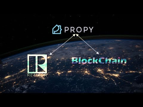 BlockChain & Propy are the Real Estate Market's future