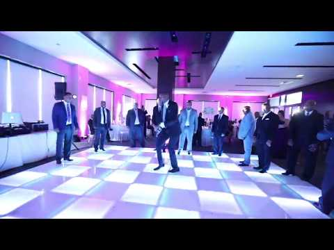 Alpha Phi Alpha Wedding Step