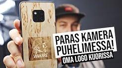 Paras kännykkäkamera!? - Huawei Mate20 Pro