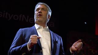 Why comfort will ruin your life | Bill Eckstrom | TEDxUniversityofNevada