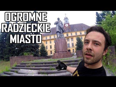 Opuszczone radzieckie miasto  - Urbex History