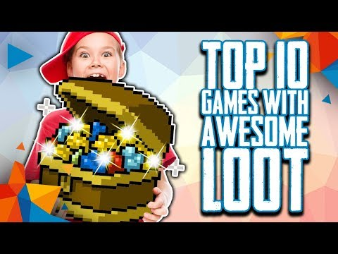 Top 10 Grinding Games With Awesome Loot System