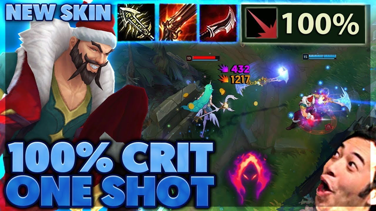 CRAZY ONE SHOTS & SNIPES | GIVEAWAY WINNERS | 100% CRIT SANTA DRAVEN - BunnyFuFuu