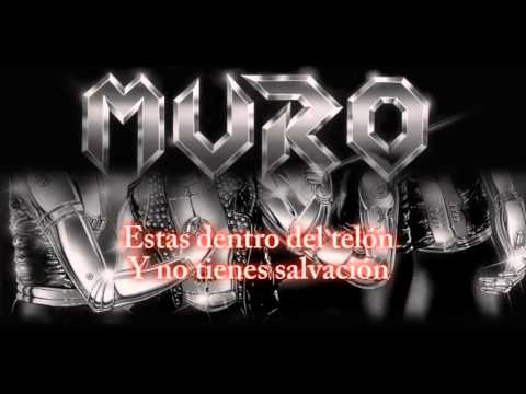 Muro - Telón de Acero [LYRIC VIDEO]