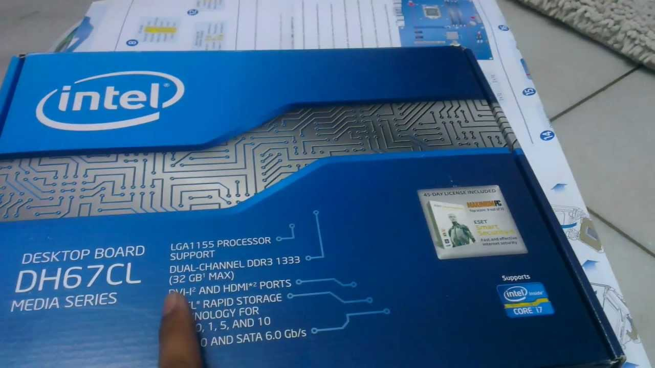 INTEL DH67CL USB 3.0 WINDOWS XP DRIVER